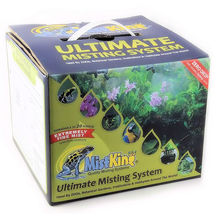 MistKing Ultimate Misting System