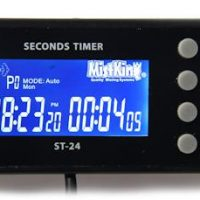 mistking replacment digital seconds timer