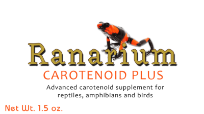 Ranarium Carotenoid Plus available in Canada