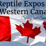 Reptile Expos of Western Canada Spring and Summer 2020