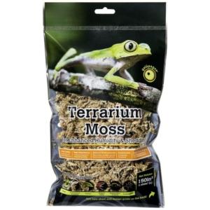 Galapagos Golden Sphagnum Terrarium Moss – 150 Cubic Inch